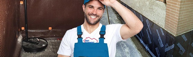 exterior waterproofing service