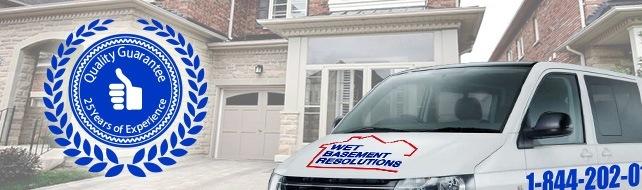 basement waterproofing guarantee