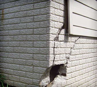 foundation repair services damage
