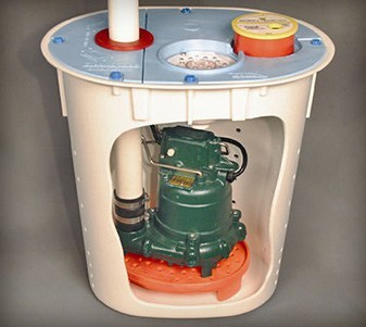 sump pump installation diagram 002