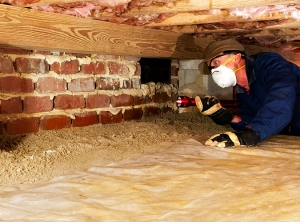 Crawl Space Repair Contractor